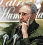 Osama a CIA agent: Fidel Castro