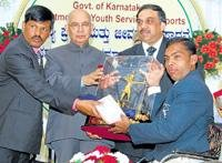 Ekalavya awards presented