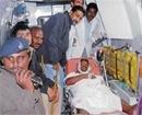 Rowdy injured in police firing