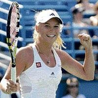 Wozniacki eyes Grand Slam glory