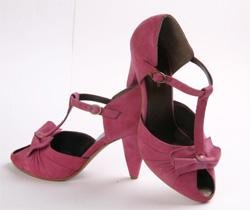 Stilettos, gladiators, wedges ...for the well heeled!