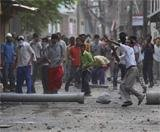 Curfew cripples Srinagar, shutdown halts rest of Kashmir