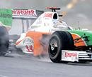 Formula One stars to make their India debut in Oct 2011