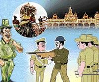 'Be polite but firm' is cops' slogan for Dasara