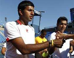 Bopanna-Qureshi cruise into US Open final