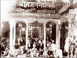 Ganesha festival celebration with 105 years of history