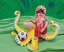 No gender barriers for Ganesha