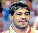 Sushil Kumar bags gold at World C'ships