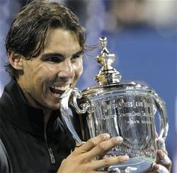 Super Nadal conquers final frontier