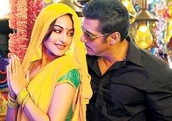 Salman, Sonakshi team for third film