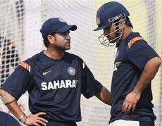 Dhoni, Tendulkar in ESPNCricinfo's India all-time XI