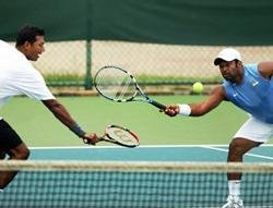 Paes, Bhupathi to team up against Brazil in Davis Cup tie