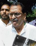 Orissa Cong MP escapes bid on life by former aide