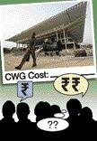 Govt draws blank on CWG cost