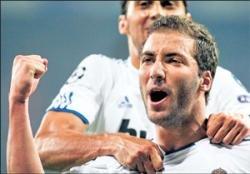 Impressive win for Real; Arsenal slam Braga for six