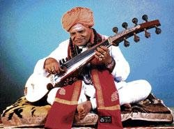 His vision spanned from Carnatic to Hindustani
