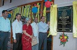 'Bodhi' inaugurated at AIISH
