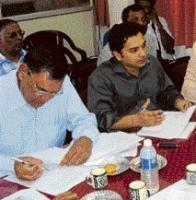 National Institute of Urban Affairs team visits CMC