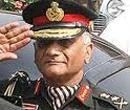 AFSPA an enabling provision, not arbitrary: Army Chief