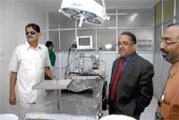 Facilities upgraded in Veterinary campus