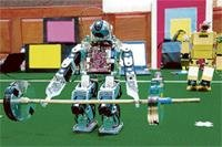 Robot World Cup commences in Bangalore