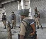 Curfew clamped in all major towns of Kashmir Valley
