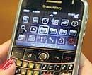 Upgrade networks to intercept Blackberry data: DoT to telcos