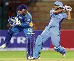 Brilliant Naidu guides Provident to first win