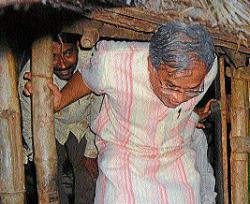 Minister orders survey of homeless tribals