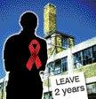 HIV-positive employees to get two years' leave