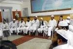 Muslim leaders appeal for peace