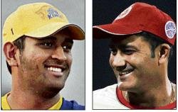 Dhoni up against wily Kumble
