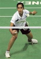 Saina holds the key to India's fortunes