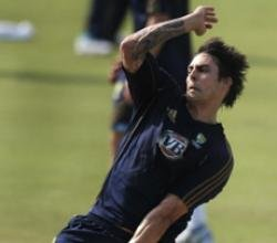 Johnson to target Sehwag
