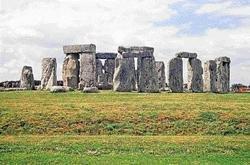 Stonehenge spells magic and mystery