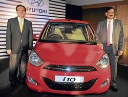 Hyundai new i10 now in State