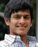Ghoshal targets glory