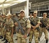 Over 1000 security personnel posted at fortified Games Village