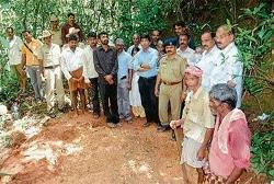 'Remnants of Umesh Rai's bones found in Puttur'