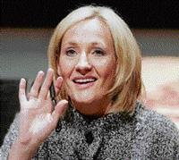 Rowling talks about struggle with suicidal demons