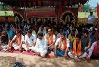 VHP, Dal stage stir, demand cave repair