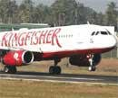 Bangalore-bound Kingfisher flight had lost contact with ATC
