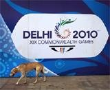 Aussies arrive in Delhi for CWG