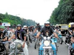 'Safe biking can change youths lives for better'