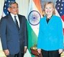 Krishna-Clinton meet: India raises H1B fee hike, outsourcing
