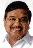 Patil caught on camera with Dawood's aide