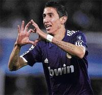 Di Maria is Real's angel
