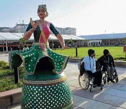 National capital rolls out cultural carpet