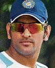 Dhoni has his hopes riding on pacemen