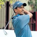 Shamim, Manav in joint lead
